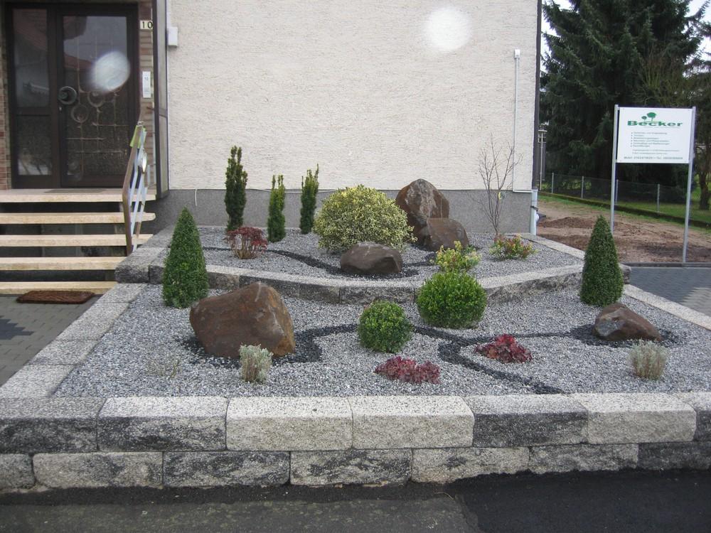 Bilder Kiesbeete - Becker Garten- und Landschaftsbau GmbH